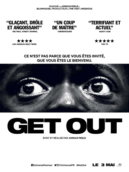 Get Out - 2 nominations