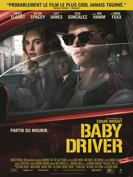 Baby Driver - 1 nomination