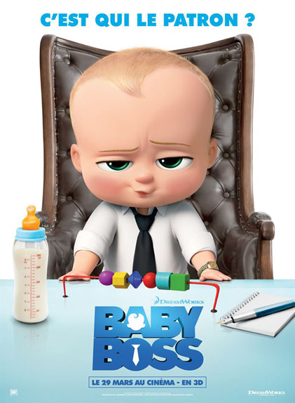 Baby Boss - 1 nomination