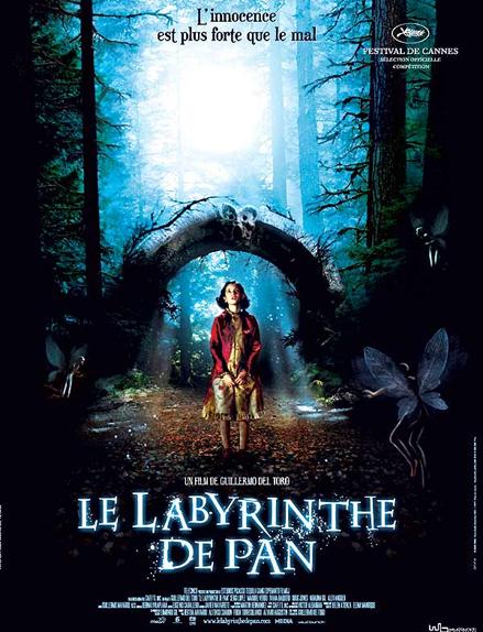 #1 - Le Labyrinthe de Pan (2006)