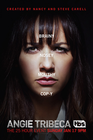 Angie Tribeca (Rashida Jones)