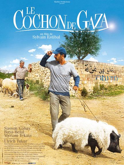 """""""Le Cochon de Gaza"""", César du Meilleur premier film en 2012"""