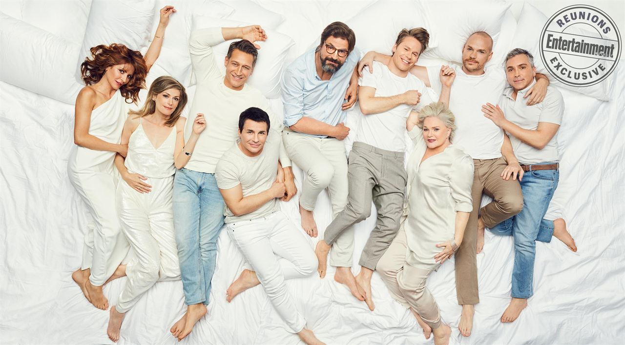 Toute l'équipe de Queer As Folk réunie 13 ans après
