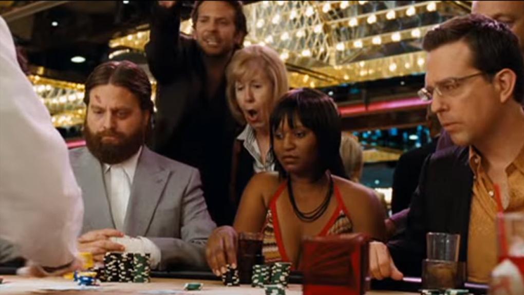 Dans quel film Zach Galifianakis a la main de Dieu au Blackjack ? (Réponse page suivante)