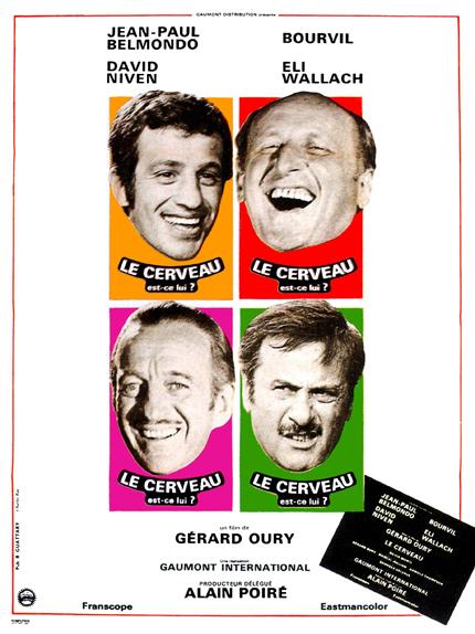 20 - Le Cerveau (1968)
