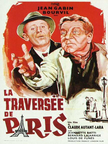 8 - La Traversée de Paris (1956)
