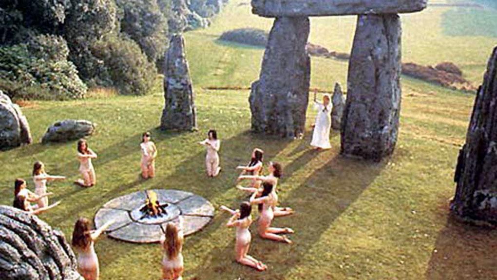 Le Dieu d'Osier de Robin Hardy (1973)
