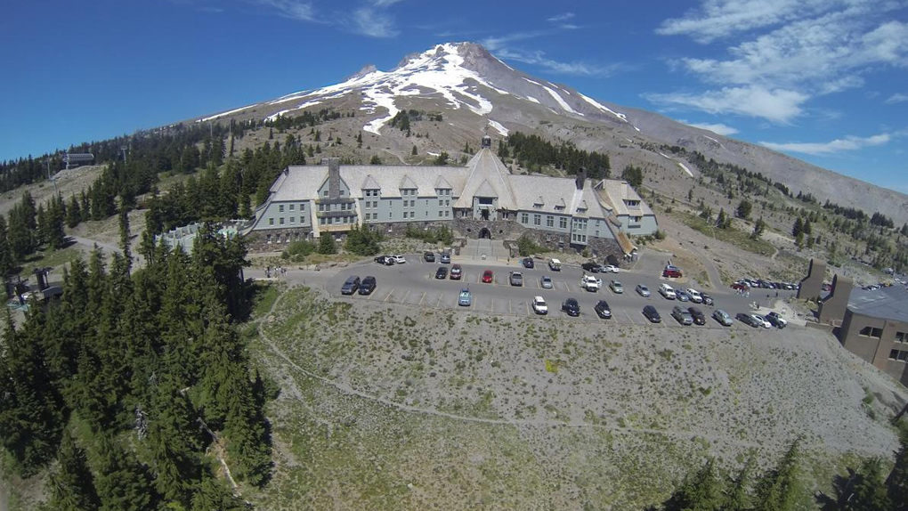 Le Timberline Lodge
