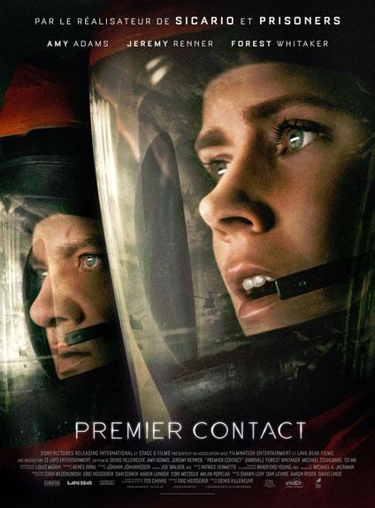 """""""Premier contact"""" s'appelle en VO..."""