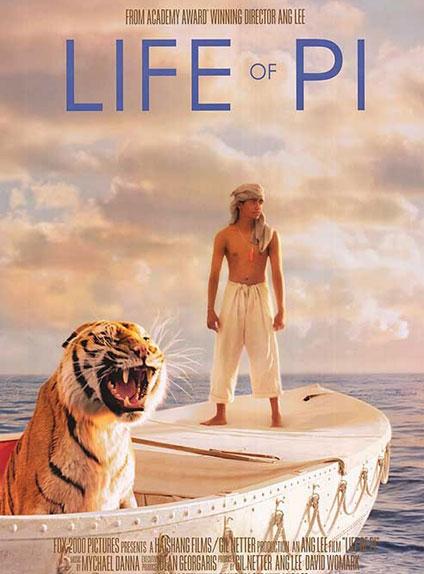 """Life of Pi"""