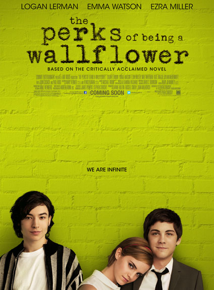 """""""The Perks of Being a Wallflower"""""""