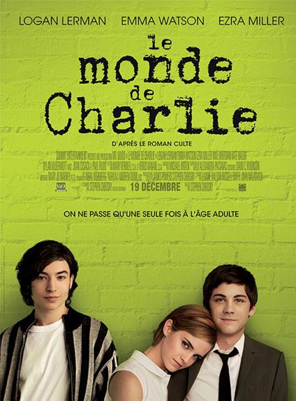 """""""Le Monde de Charlie"""" s'appelle en VO..."""