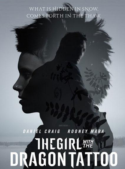 """The Girl with the Dragon Tatoo"""