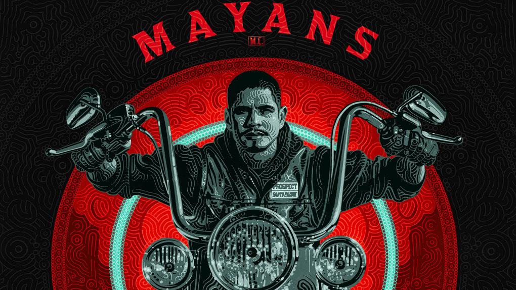 """Le poster de """"Mayans M.C."""""""