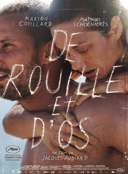 De rouille et d'os (2012) - 4,3/5