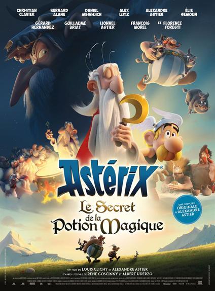 N°2 - Asterix - Le Secret de la Potion Magique : 574 015 entrées