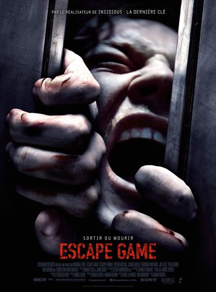 N°5 - Escape Game : 8,9 millions de dollars de recettes