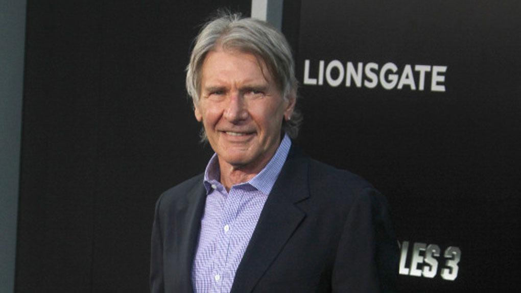 Harrison Ford dans E.T. l'extraterrestre (1982)