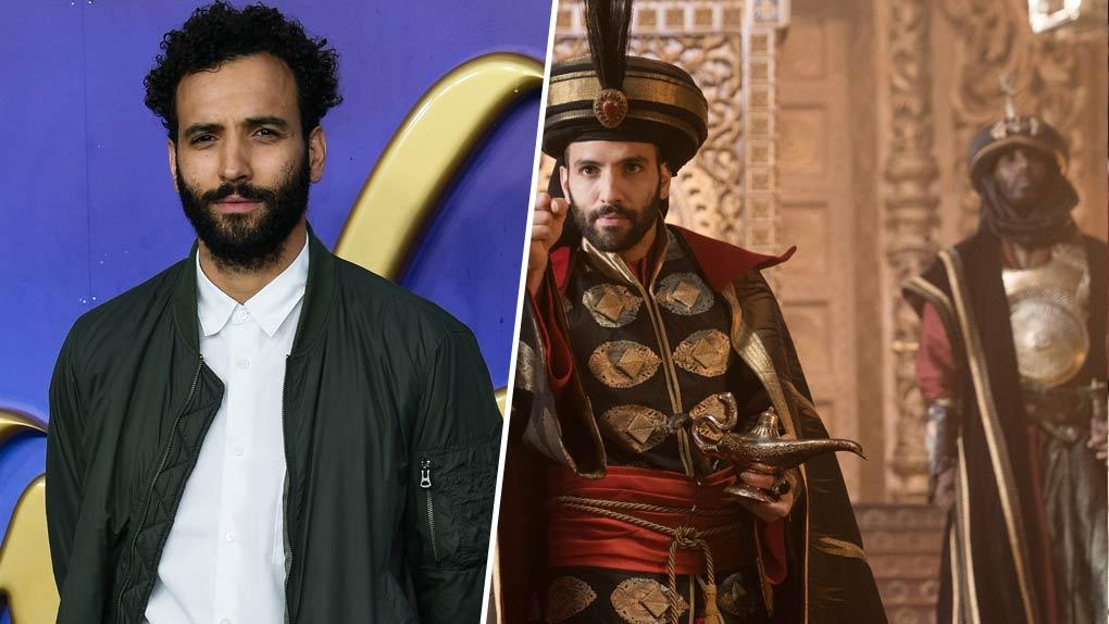 Marwan Kenzari (Jafar)