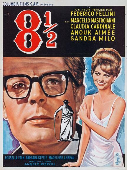 10e - Huit et demi de Federico Fellini (1963)