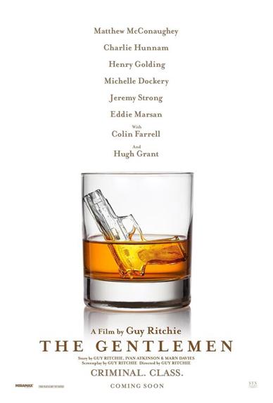 The Gentlemen avec Matthew McConaughey, Henry Golding, Hugh Grant