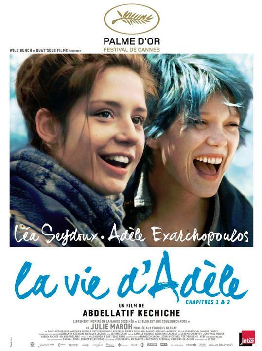 34 - La Vie d'Adèle - Chapitre 1 et 2 (2013)