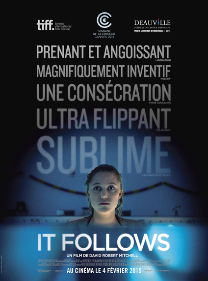 13ème : It Follows - 3,4/5