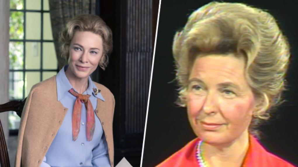 Cate Blanchett incarne Phyllis Schlafly