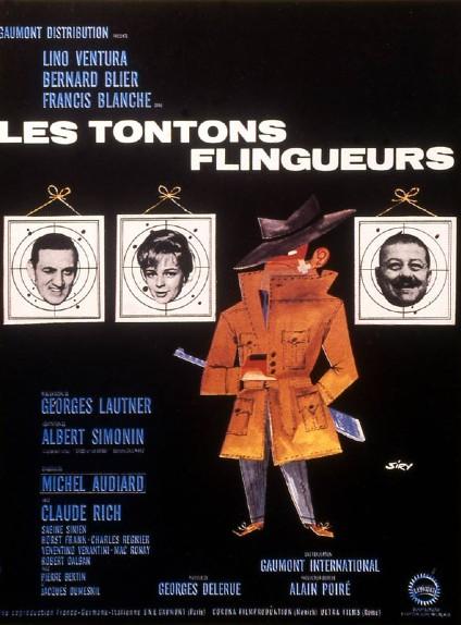 N°6 - Les Tontons flingueurs