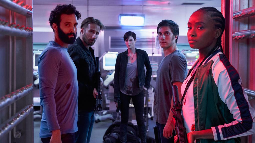 The Old Guard - Prochainement sur Netflix