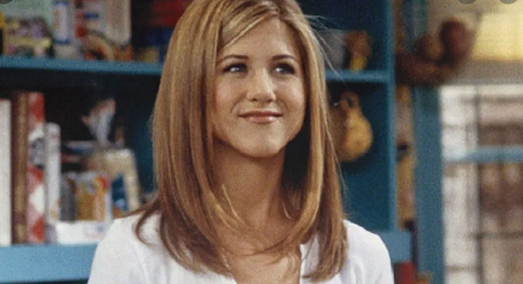 "FRIENDS - ""The Rachel"" !"