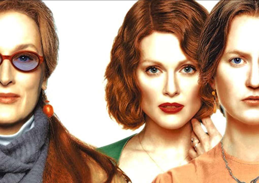 "Nicole Kidman et Meryl Streep dans ""The Hours"""
