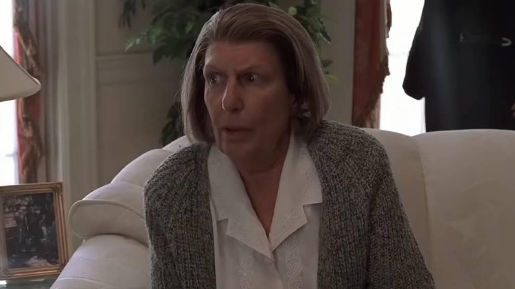Nancy Marchand (Les Soprano)