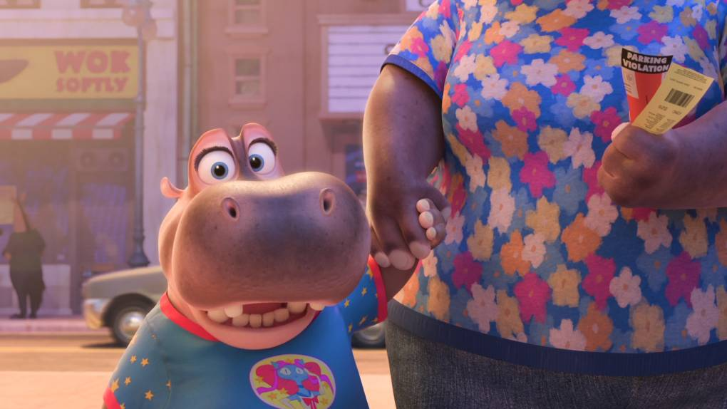 Dans quel Disney trouve-t-on ces hippopotames ?