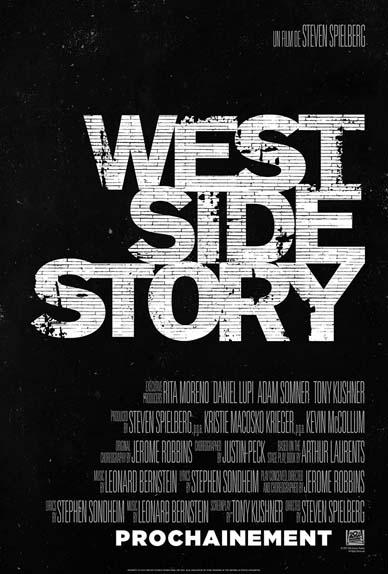 West Side Story avec Rachel Zegler, Ansel Elgort, Ariana DeBose...