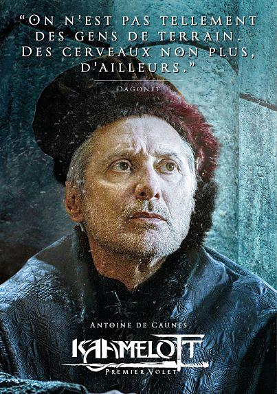 Dagonet (Antoine de Caunes)