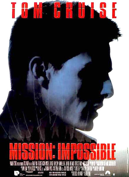 #1 - Mission : Impossible (1996)