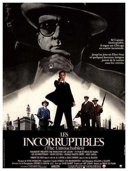 #9 - Les Incorruptibles (1987)