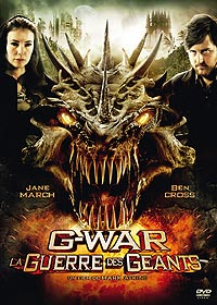 G-War - La guerre des Géants : Affiche