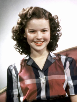 Affiche Shirley Temple