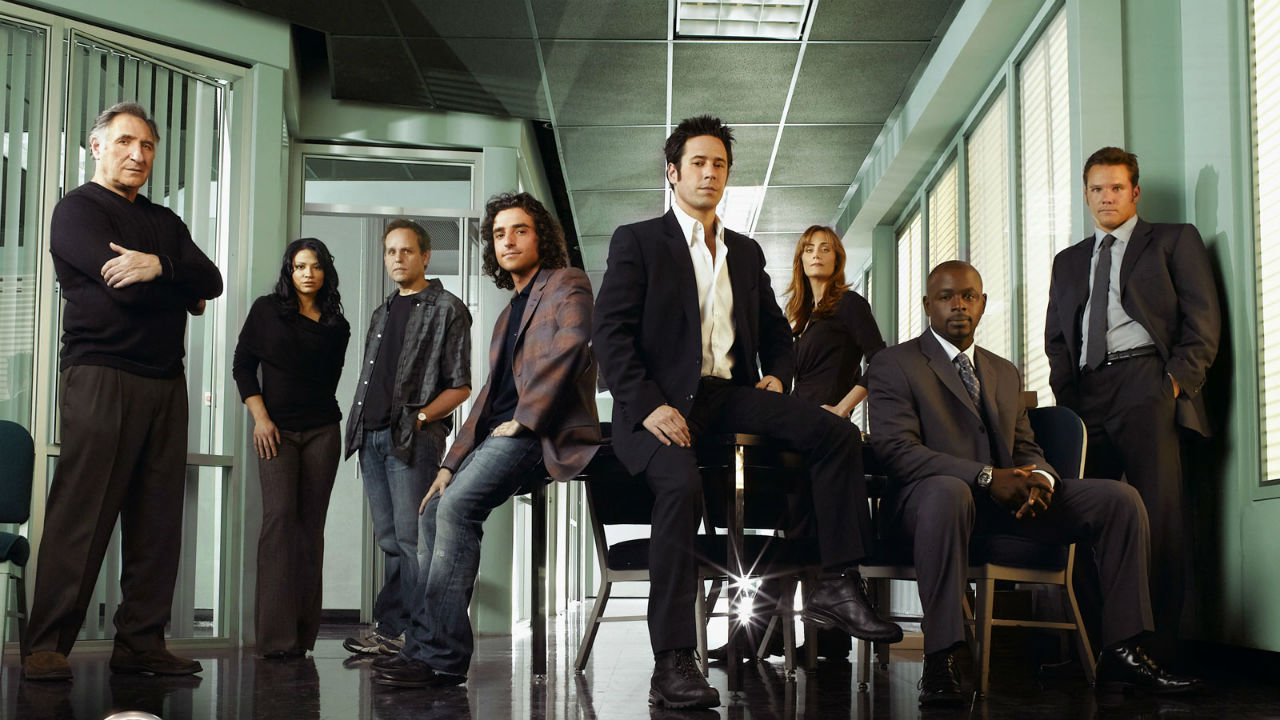 Numb3rs : Photo