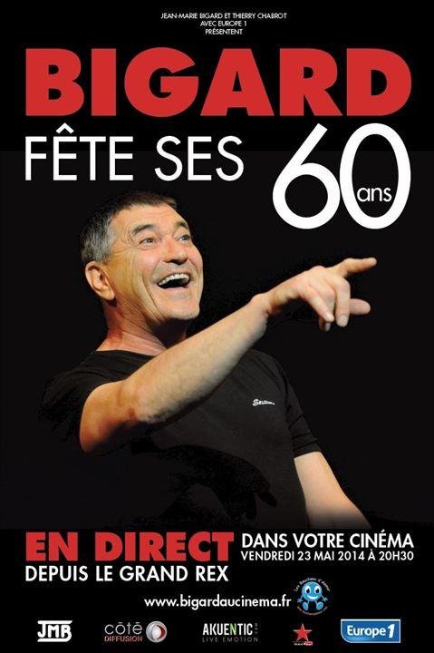 Spectacle de Jean-Marie Bigard (Côté Diffusion)