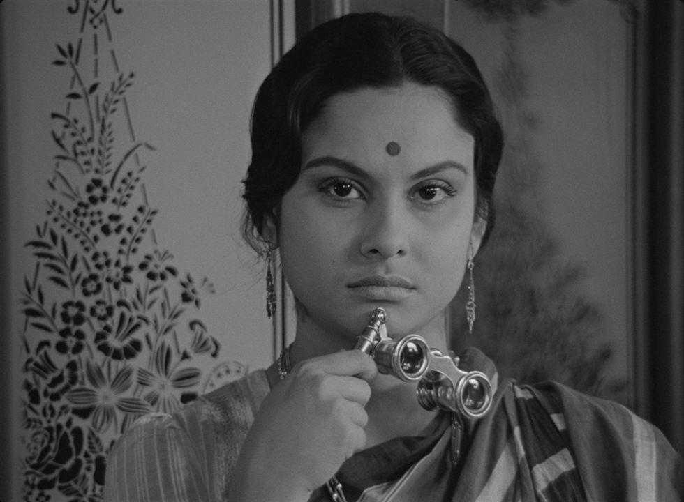 Charulata : Photo Madhabi Mukherjee
