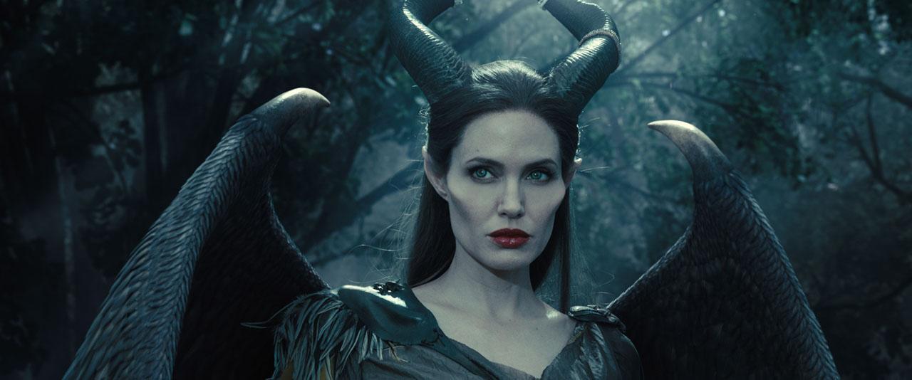 Maléfique: Angelina Jolie