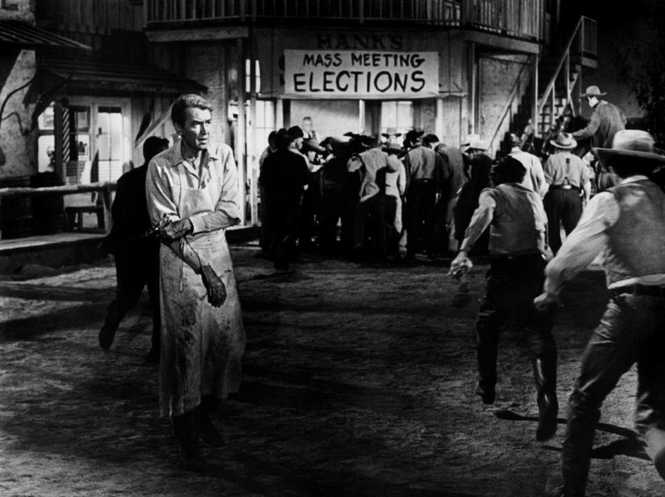 L'Homme qui tua Liberty Valance : Photo