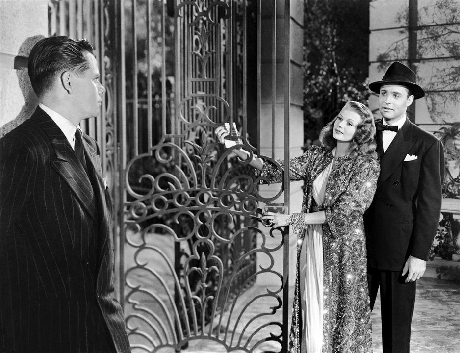 Gilda : Photo Glenn Ford, Rita Hayworth