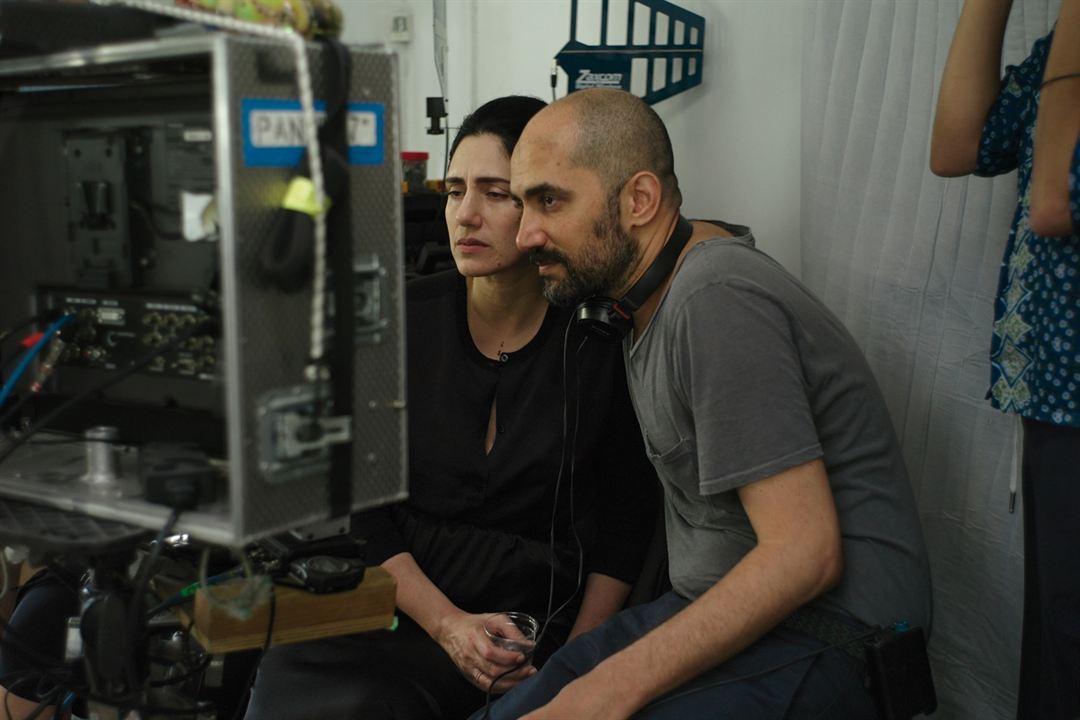 Le procès de Viviane Amsalem : Photo Ronit Elkabetz, Shlomi Elkabetz