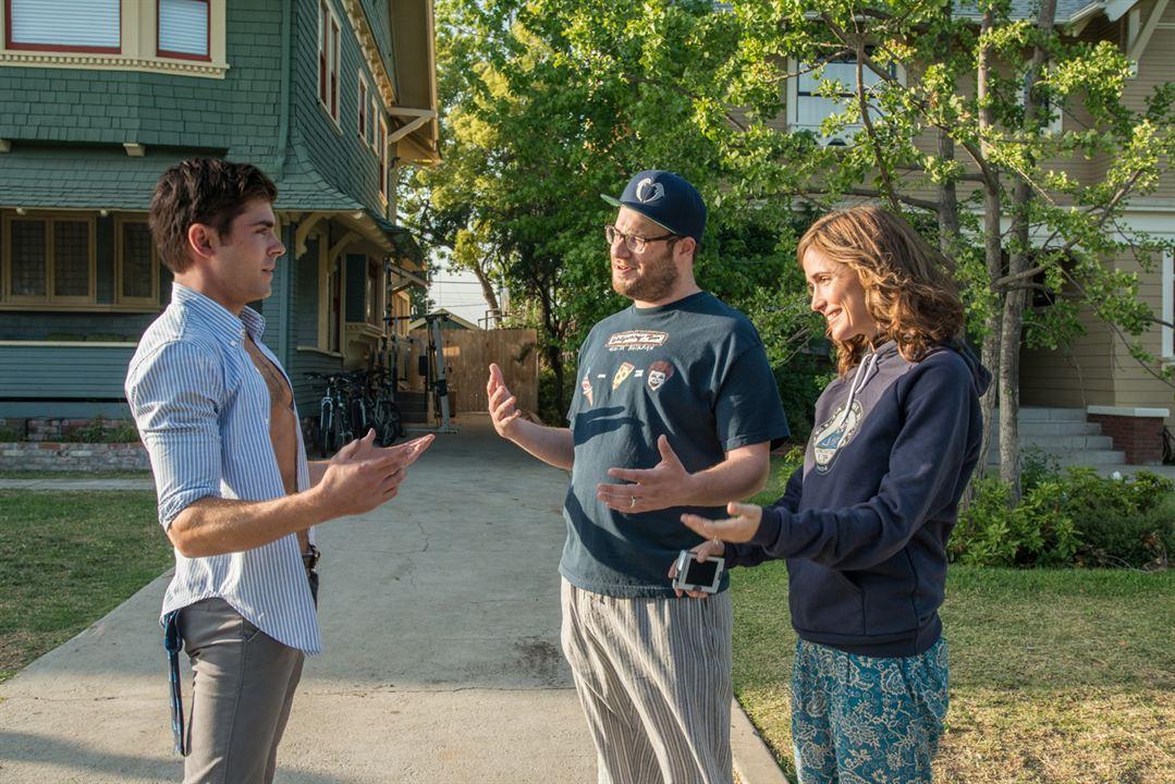 Nos pires voisins: Seth Rogen, Zac Efron, Rose Byrne