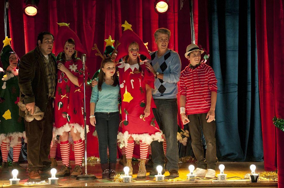 Les Oubliés de Noël : Photo Azer Greco, Lauren Holly, Rick Roberts, Torri Webster