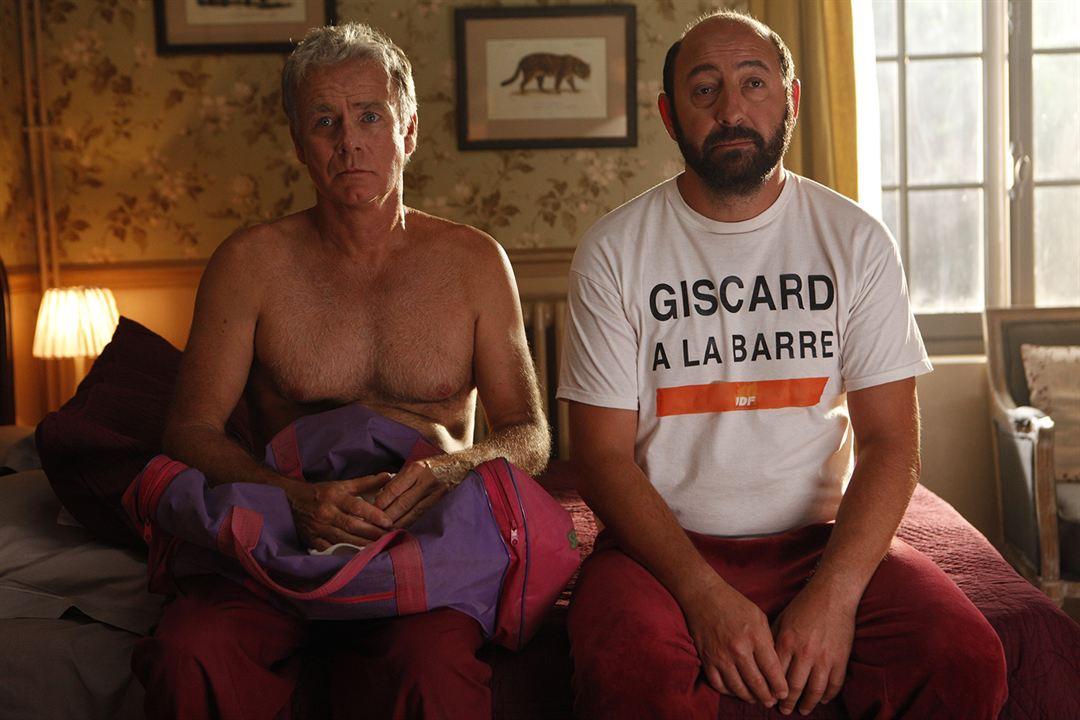 Bis: Kad Merad, Franck Dubosc